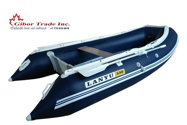 D330-H Adventure Inflatable boat